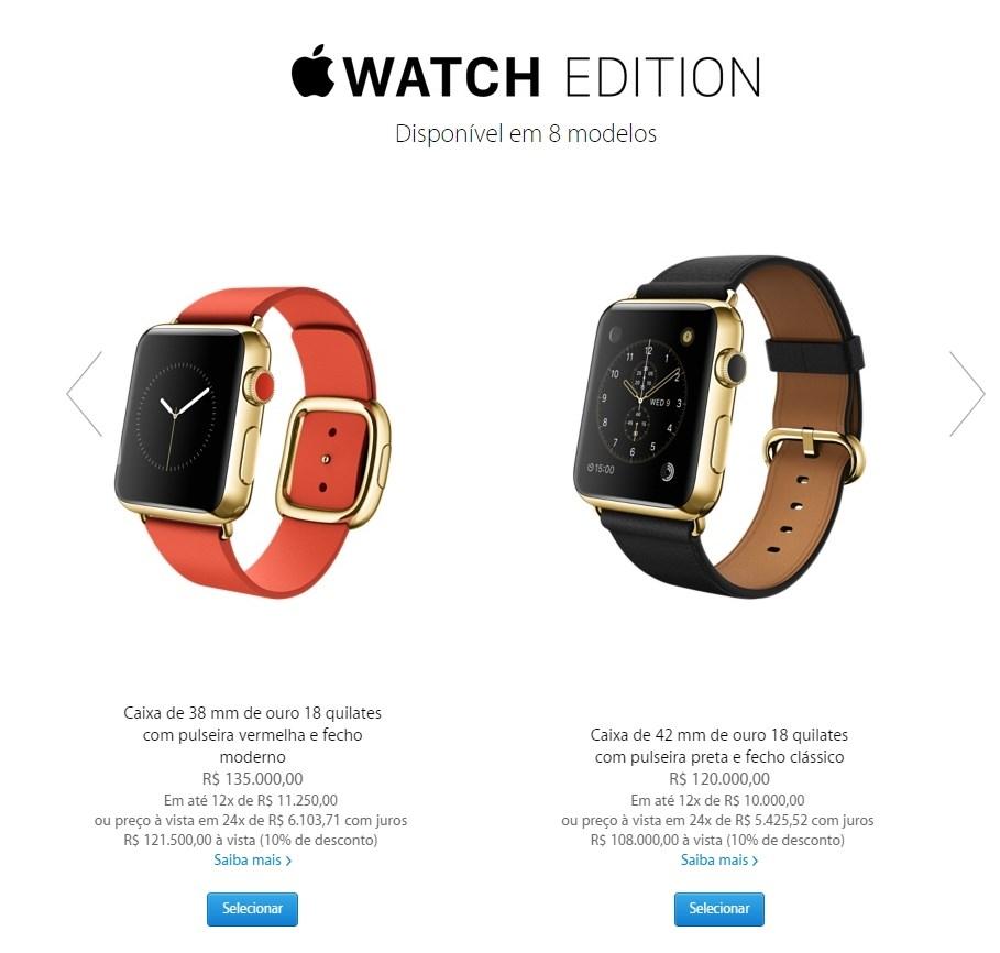 19e4be3bc8a A Apple anunciou oficialmente que o seu relógio inteligente